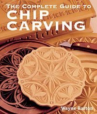Chip carving.