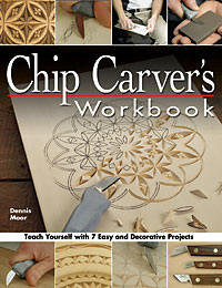 Chip Carving Workbook.