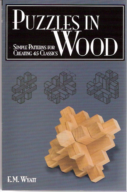 Puzzels in hout (puzzles in wood)